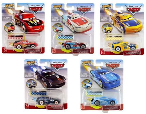 Disney Cars Die cast voertuigen Rocket Racing