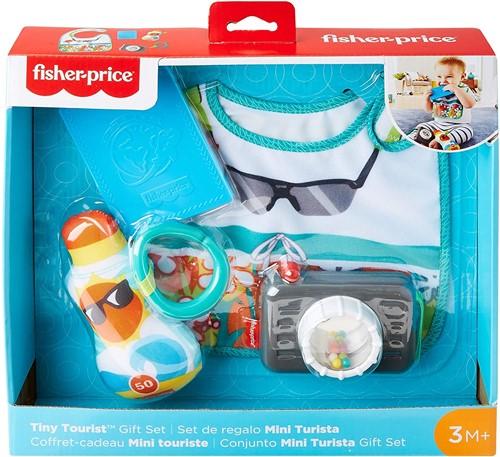 Fisher-Price Tiny Tourist Giftset 28x30cm