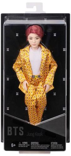 Mattel BTS Bangtan Boys Idol Pop Jung Kook 29cm
