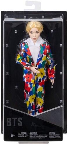 Mattel BTS Bangtan Boys Idol Pop Jin 29cm