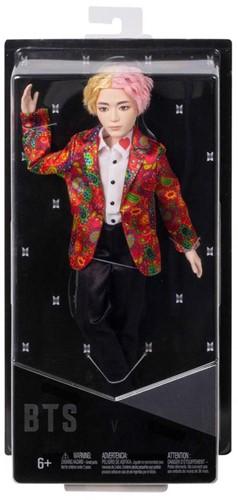 Mattel BTS Bangtan Boys Idol Pop V 29cm