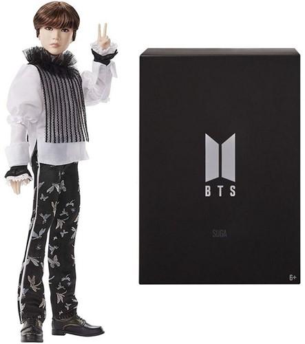 Mattel BTS Bangtan Boys Prestige Pop Suga 27cm