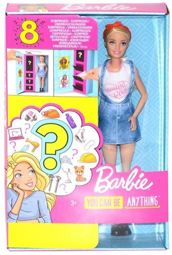 Mattel Barbie You can be anything carriere Pop Gedragsmode en accessoires