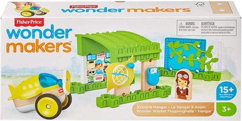 Mattel Fisher Price Wnder makers Hout Hanger 14x6x30cm