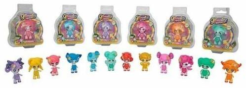 Glimmies Rainbow Friends Blister assorti
