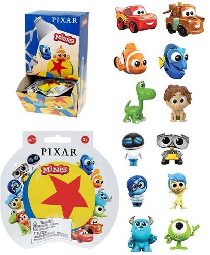 Mattel Disney Minis Verzamelfiguren in Blindbag assorti in display (36)