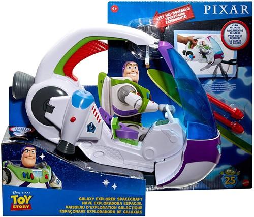 Mattel Disney Toy Story Galaxie Entdecker Ruimteschip 28x36cm