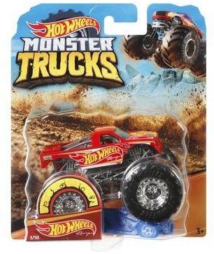 Mattel Hot Wheels Monster Trucks