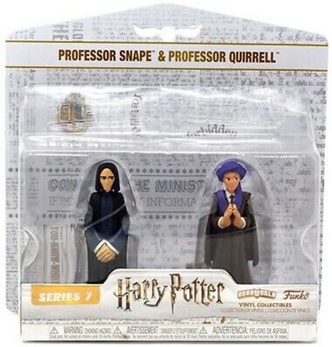 Funko Hero World 2Pack Harry Potter Snape & Quirrel