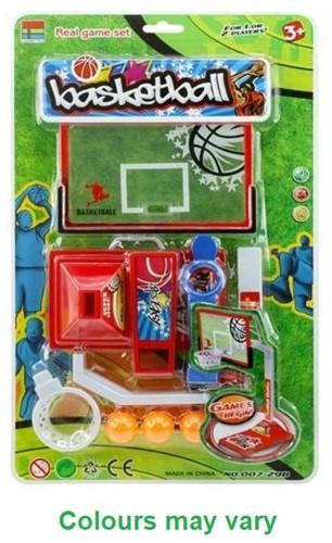 Basketball Real Game Set 21x35cm