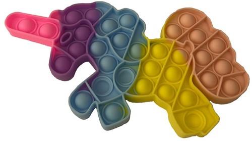 Magic Pop Game Rainbow Unicorn 12x21cm