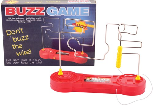 Don t buzz the wire game
