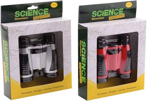 Science Explorer Verrekijker in opentouch doos 2 assorti