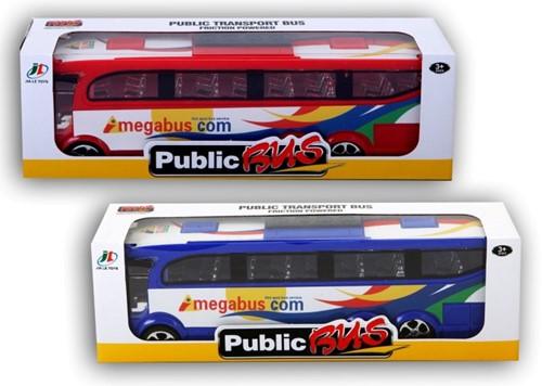 Bus Friction 2 assorti 24cm