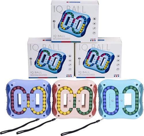 Magic Fidget IQ Plate 3 assorti 10,5x11,5cm