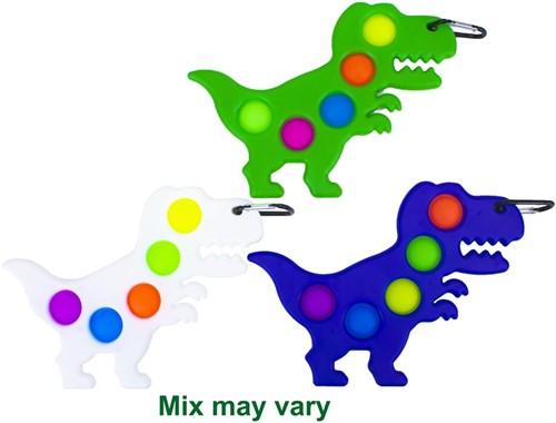 Magic Pop Game 5 Pops Dino assorti 14x19cm
