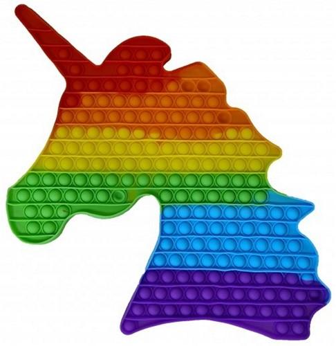 Magic Pop Game Rainbow Eenhoorn XXL 50x30cm