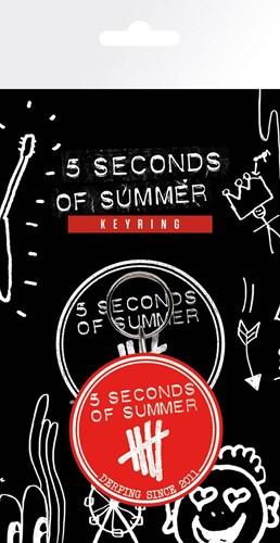 Sleutelhanger 5 Seconds of Summer Derping