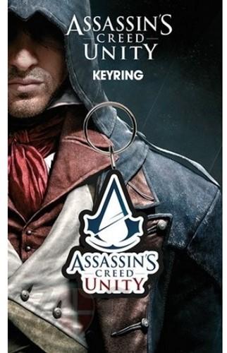 Sleutelhanger Assassins Creed Unity Logo