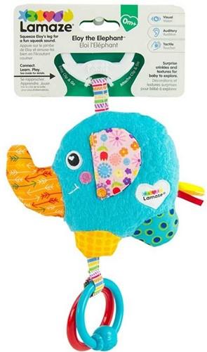 Mini Clip & go Eloy the Elephant 10x14cm