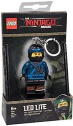 Lego Nijago Blue Ninja Mini LED-zaklamp met sleutelhanger