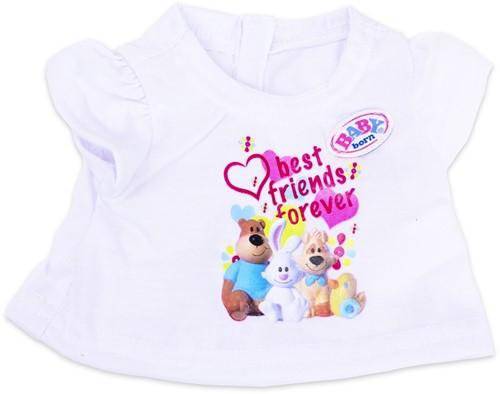 Zapf T-Shirt voor Pop Best Friends Forever