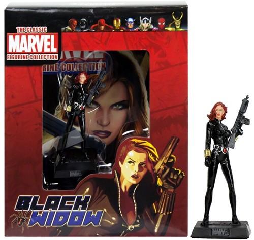 Marvel Figurine Collection Black Widow 15,5x20cm