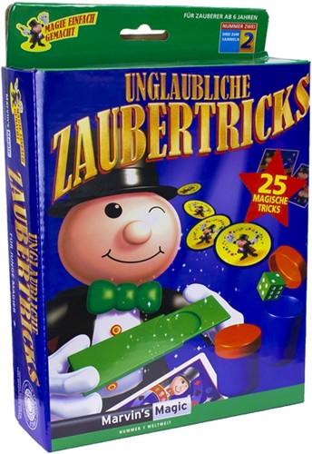 Marvin's Magic Unglaubliche Zaubertricks 16x23cm