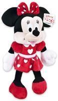 Disney Pluche Minnie Mouse met Hartjes 43cm