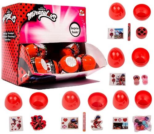 Miraculous Ladybug verrassingsei assorti in display (24)