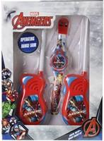 Marvel Avengers Walkie-Talkie Bereich +/- 50 Meter (+ Watch)