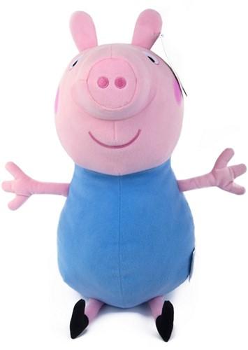 Pluche Peppa Pig George 80cm