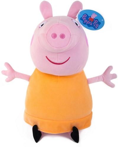 Pluche Peppa Pig Mummy Pig 53cm