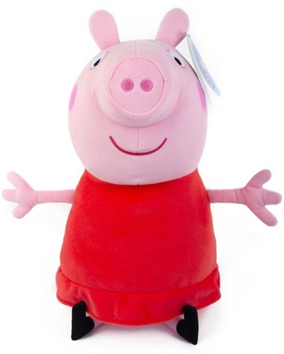 Pluche Peppa Pig Peppa 100cm