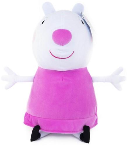 Pluche Peppa Pig Suzy Sheep 80cm