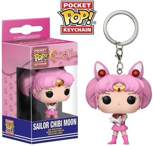 POP! Keychain Sailor Moon Sailor Chibi Moon