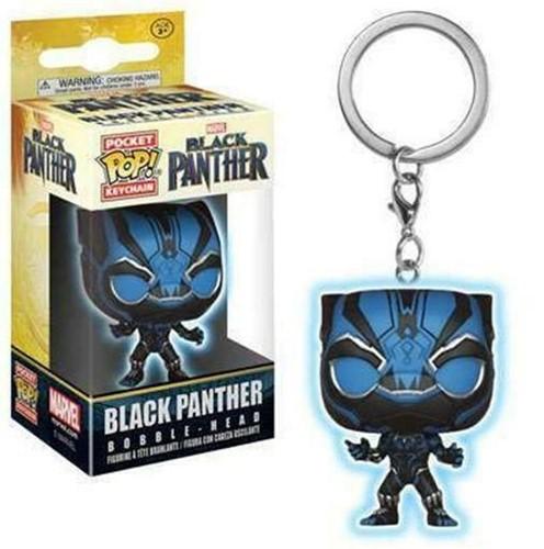 POP! Keychain Black Panther