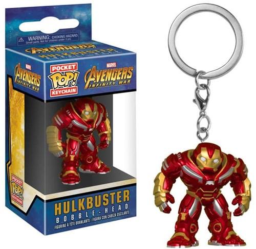 POP! Keychain Avengers Hulkbuster