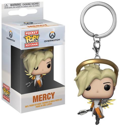 POP! Keychain Overwatch Mercy