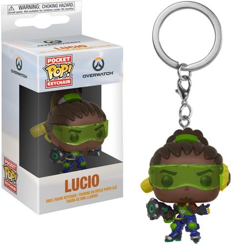 POP! Keychain Overwatch Lucio