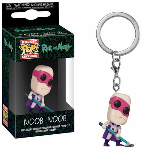 POP! Keychain Rick & Morty Noob Noob