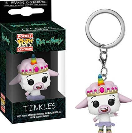 POP! Keychain Rick & Morty Tinkles