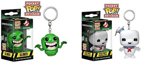 POP! Keychain Ghost Busters assorti
