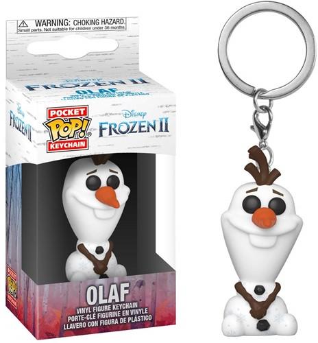 POP! Keychain Frozen 2 Olaf