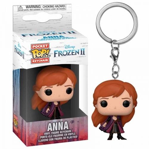 POP! Keychain Frozen 2 Anna