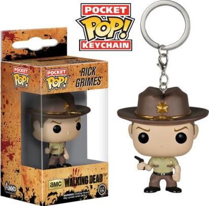 POP! Keychain TWD Rick Grimes