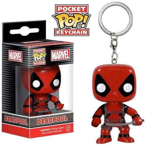 POP! Keychain Marvel Deadpool (JP)