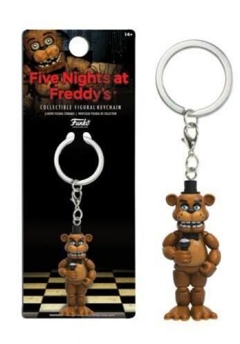 POP! Keychain Figural Five Nights at Freddys Freddy