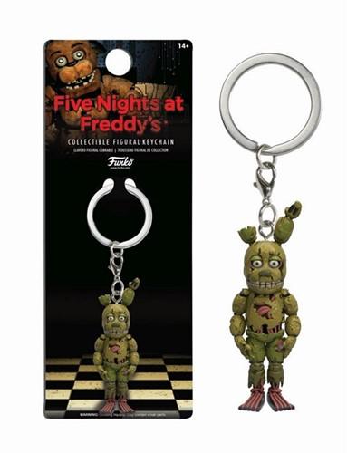 POP! Keychain Fig Five Nights at Freddy's Springtrap