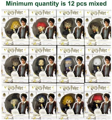 Harry Potter Stempel assorti in window box